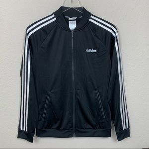 - Original Black & White Adidas track jacket